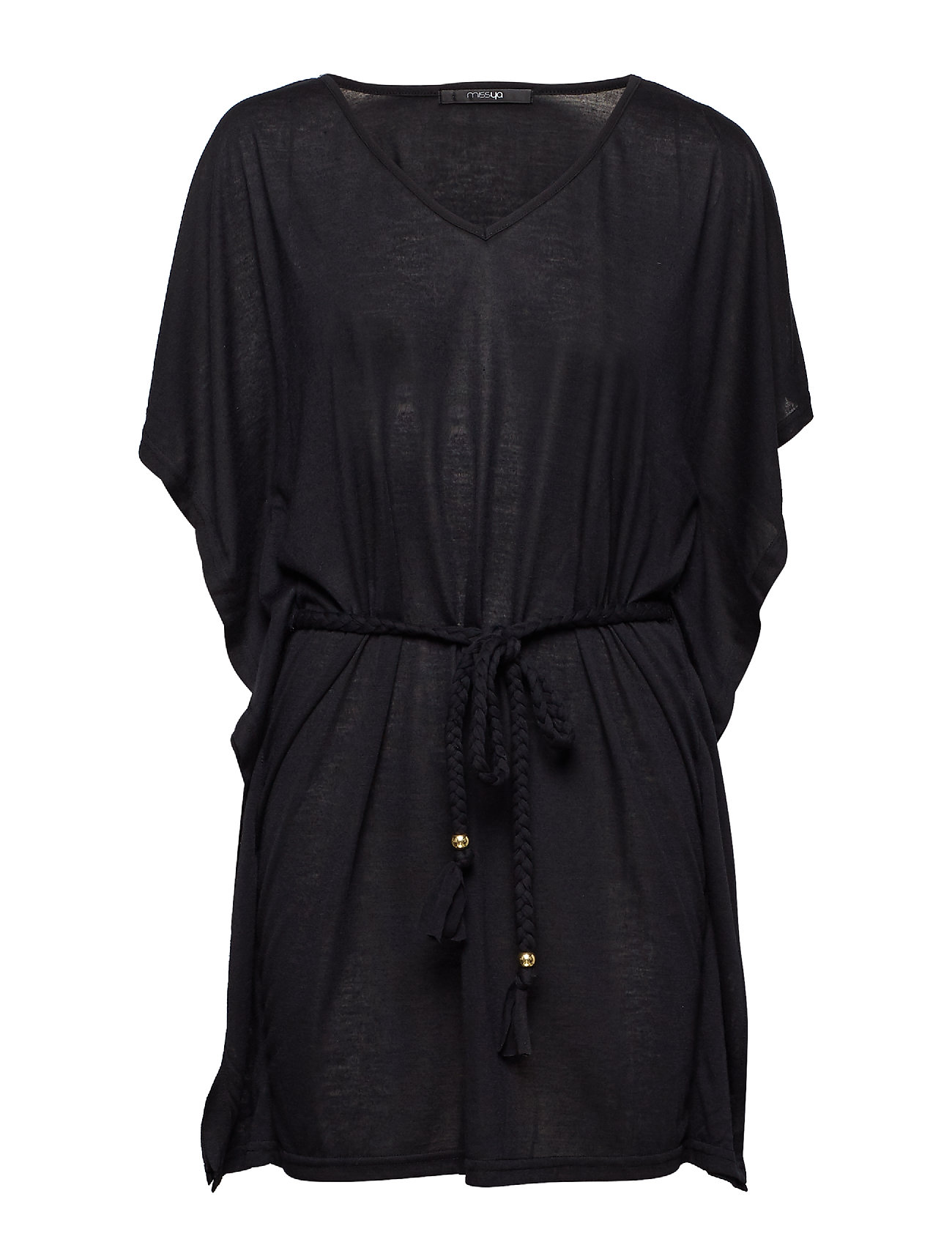 Missya May beach dress - BLACK