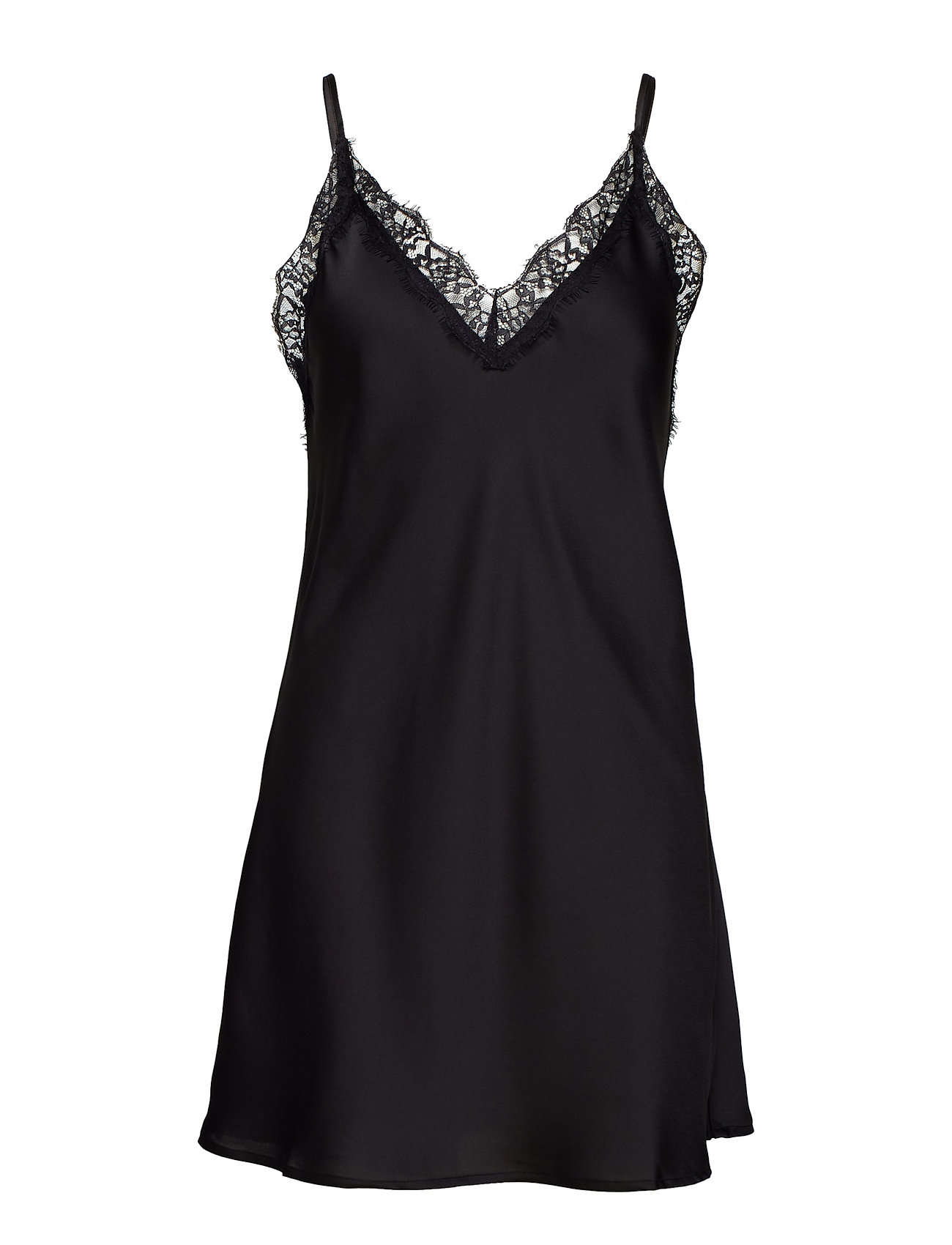 Missya Smilla strap dress - BLACK