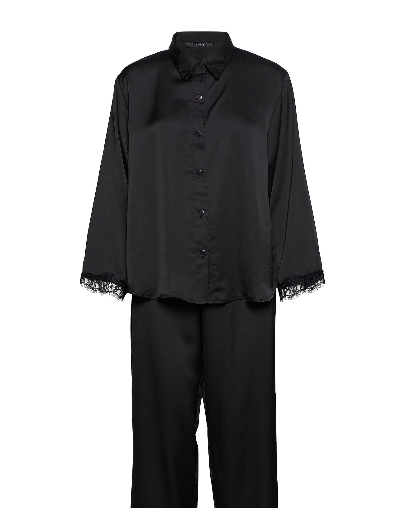Missya Smilla pyjamas - BLACK