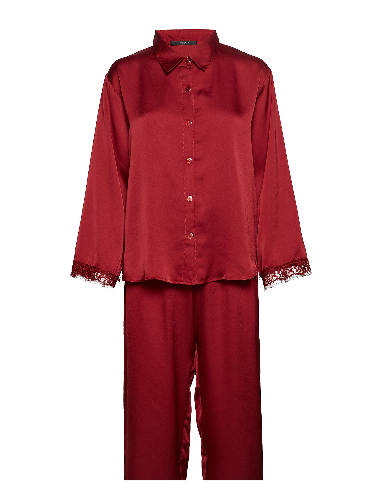 Missya Smilla pyjamas - DARK RED