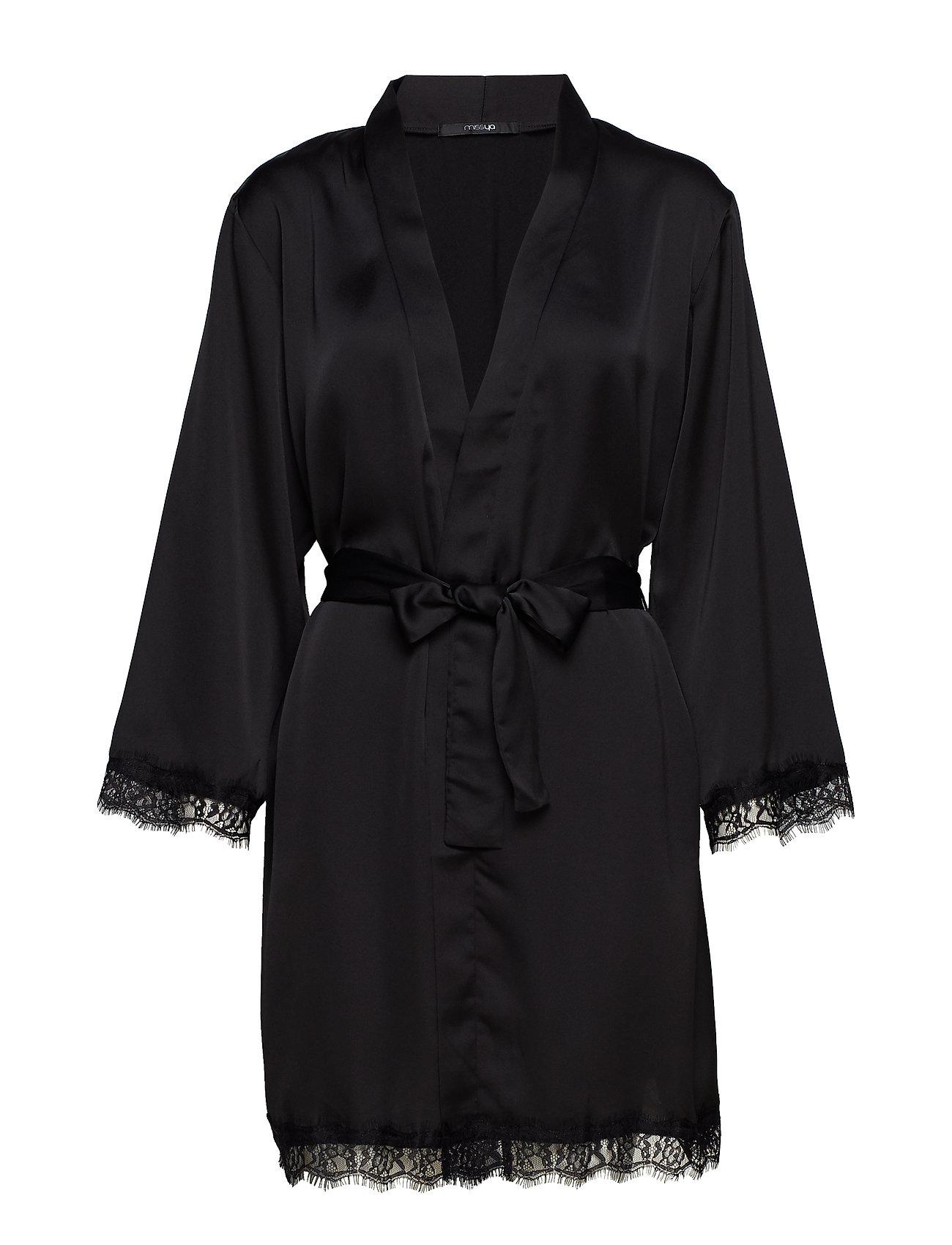 Missya Smilla kimono - BLACK