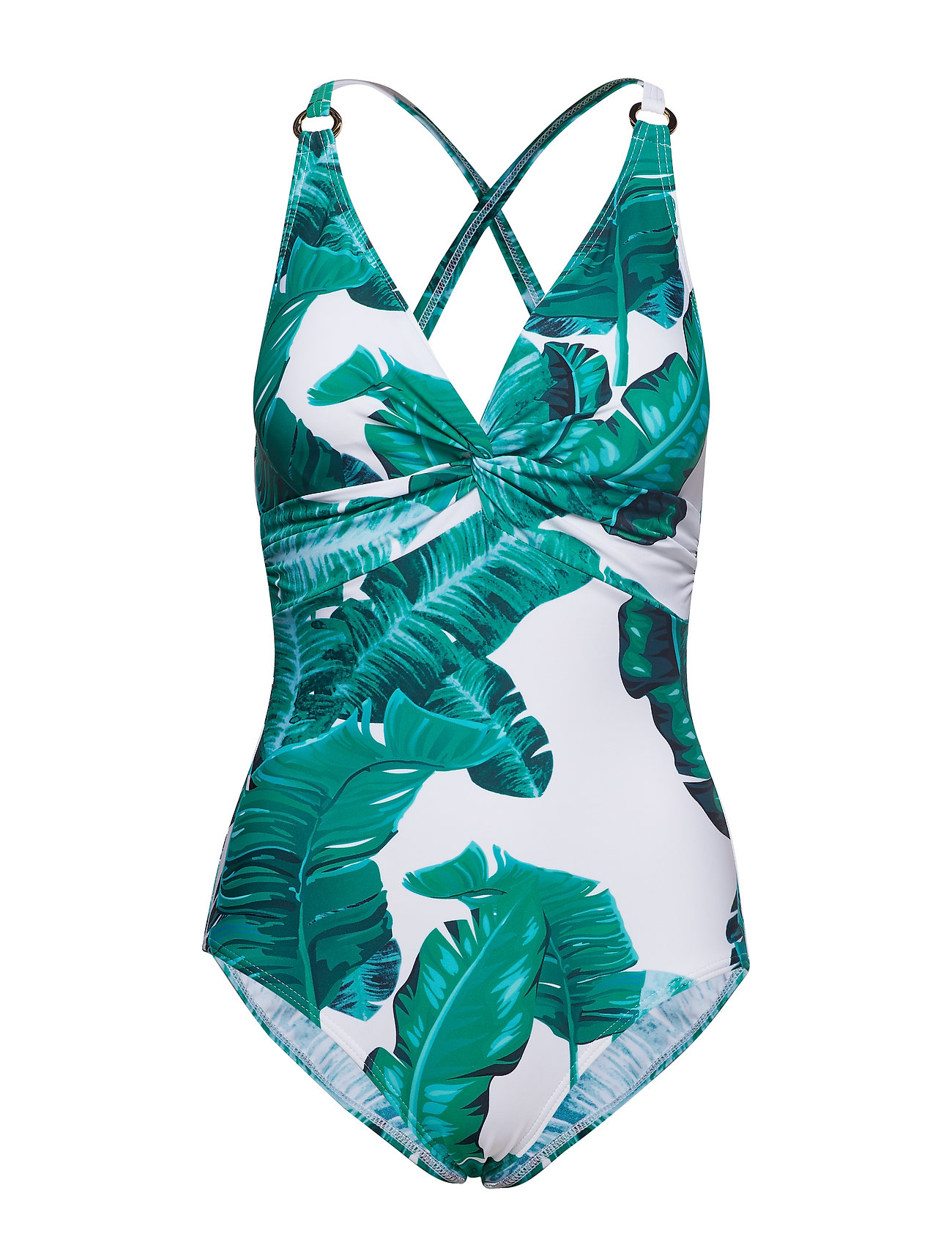 Missya Lucca swimsuit - PALM PRINT