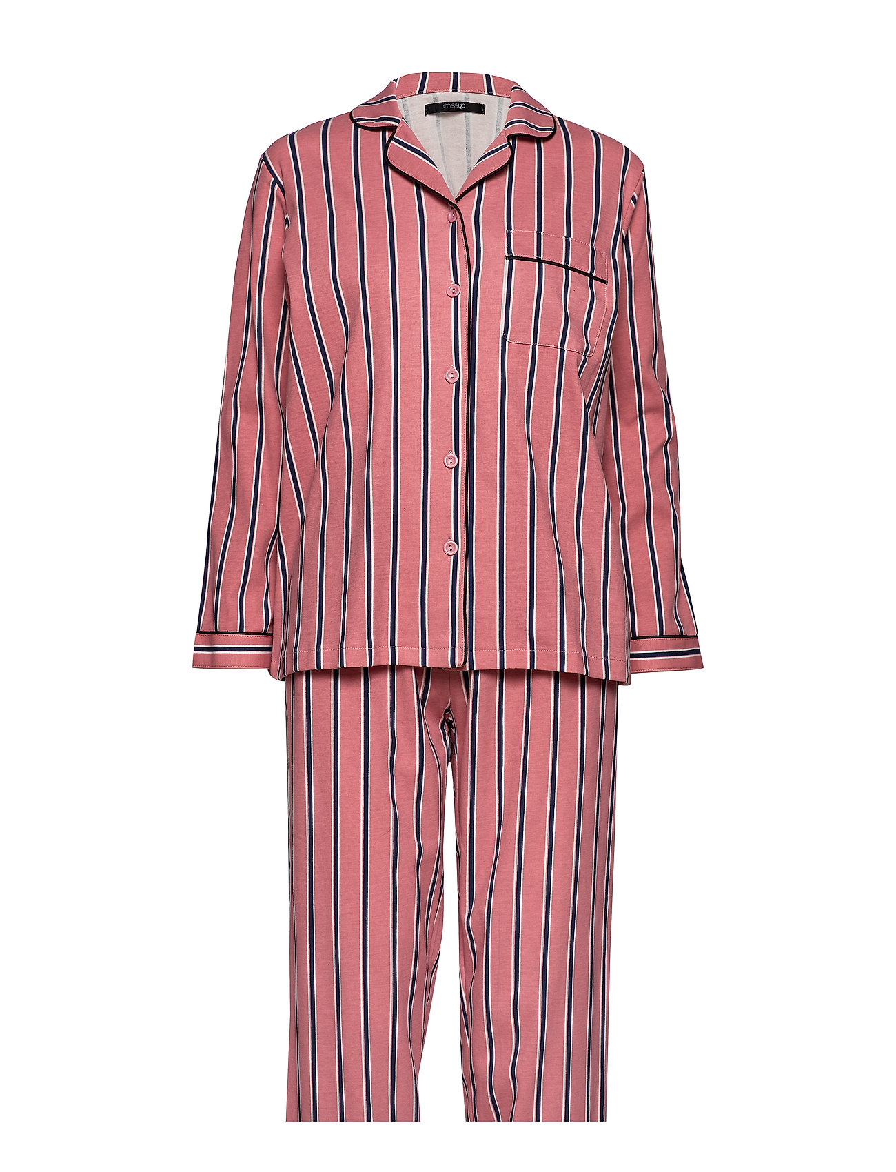 Missya Candy pyjamas - STRIPE ROSE