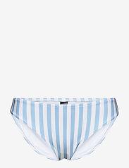 Missya - Monte Carlo hipster - bikinibriefs - blue/white stripes - 0