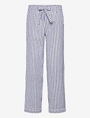 Missya - Parker pyjamas - pyjama''s - blue/ivory stripes - 2