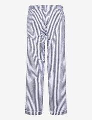 Missya - Parker pyjamas - pyjama''s - blue/ivory stripes - 3