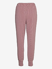 Missya - Softness pant - pantalons casual - rose taupe - 1
