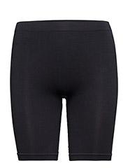 Lucia long shorts - BLACK