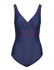 Samos Swimsuit - NAVY