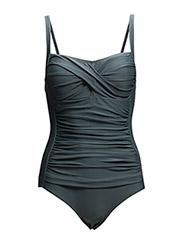 Argentina swimsuit - DARK GREY