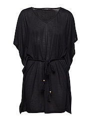 May beach dress - BLACK