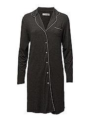 Tilda shirt - DARK GREY MELANGE