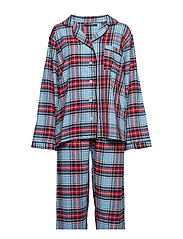 Parker pyjamas - RED CHECK