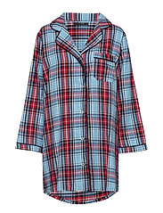 Parker shirt - RED CHECK