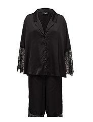 Saint fé pyjamas - BLACK