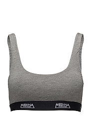 Missya Your fave top - GREY MELANGE