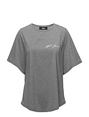 Your fave t-shirt - GREY MELANGE