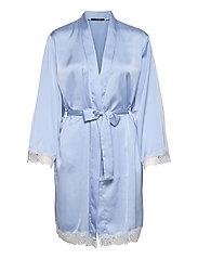 Smilla kimono - CHAMBRAY BLUE