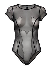 Transparent body - BLACK