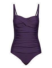 Argentina swimsuit - PLUM