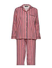 Candy pyjamas - STRIPE ROSE