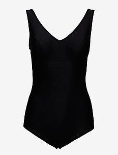 Fresno swimsuit - BLACK