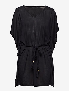 May beach dress - BLACK