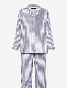 Parker pyjamas - pyjama''s - blue/ivory stripes
