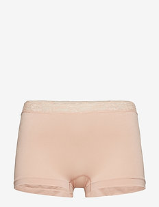 Lucia hipster lace - DUSTY ROSE