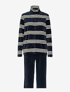 Harriet homewear - pyjamas - dark sapphire