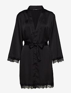 Smilla kimono - BLACK