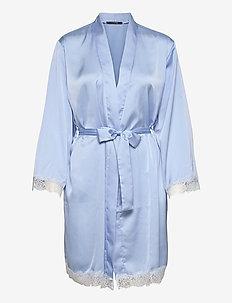 Smilla kimono - pegnoirs - chambray blue