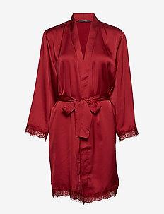 Smilla kimono - DARK RED