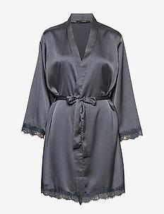 Smilla kimono - bathrobes - grisaille grey