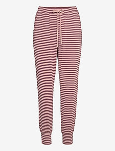 Softness pant - casual trousers - rose taupe