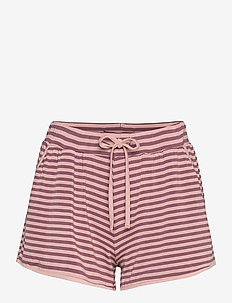 Softness shorts - korte broeken - rose taupe