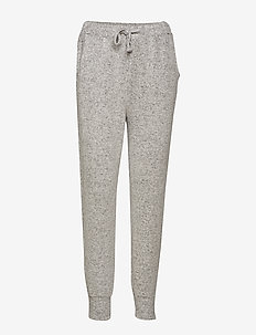 Cozy pant - LIGHT GREY MELANGE