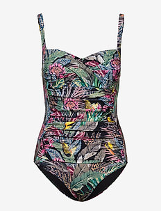 Milano swimsuit - FLOWER PRINT