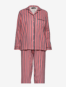 Candy pyjamas - STRIPE ROSE