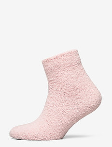 Teddy socks - ROSE