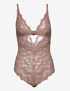 Tanya body - bodies & slips - misty rose