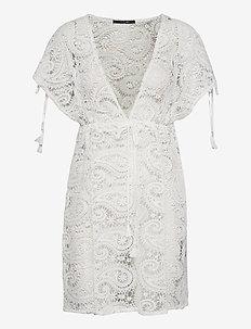 Acapulco beach dress - baddräkter - white
