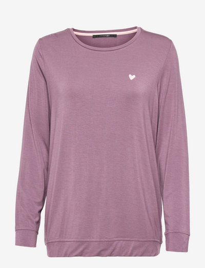 Softness shirt LS - langærmede toppe - ephemera