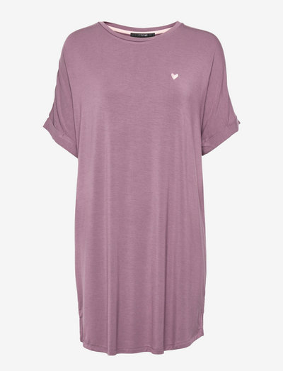 Softness big shirt - natkjoler - ephemera