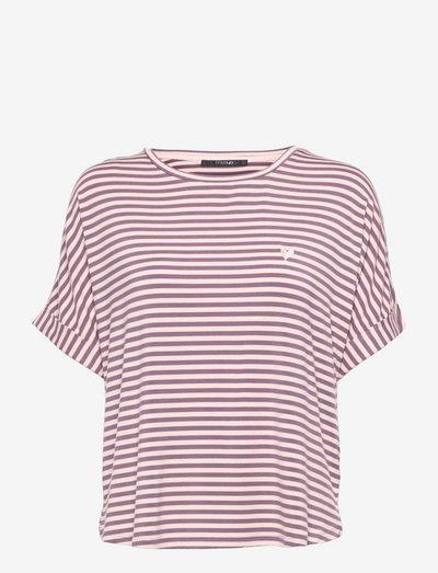 Softness stripe SS t-shirt - t-shirts - ephemera
