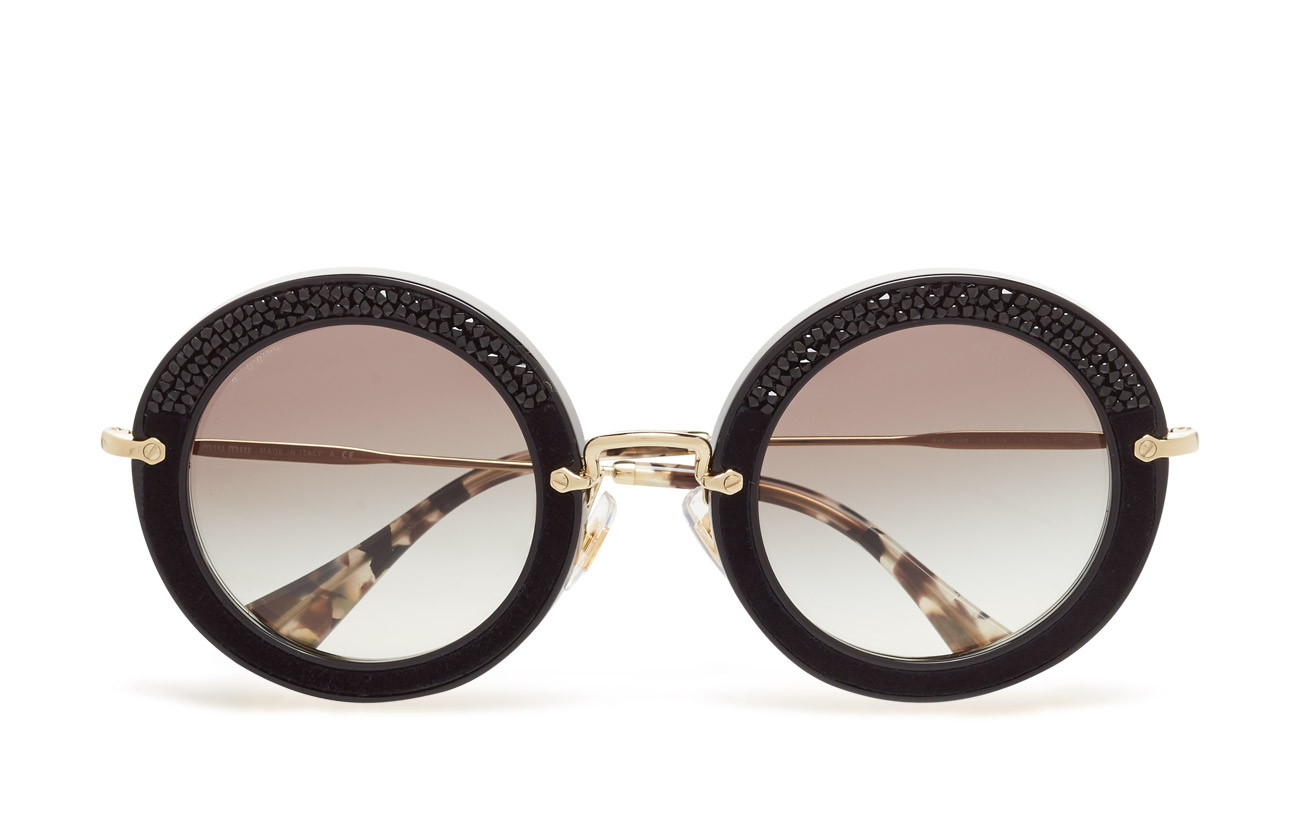 b5d684dbf0b Noir (Black grey Gradient) (£253) - Miu Miu Sunglasses -
