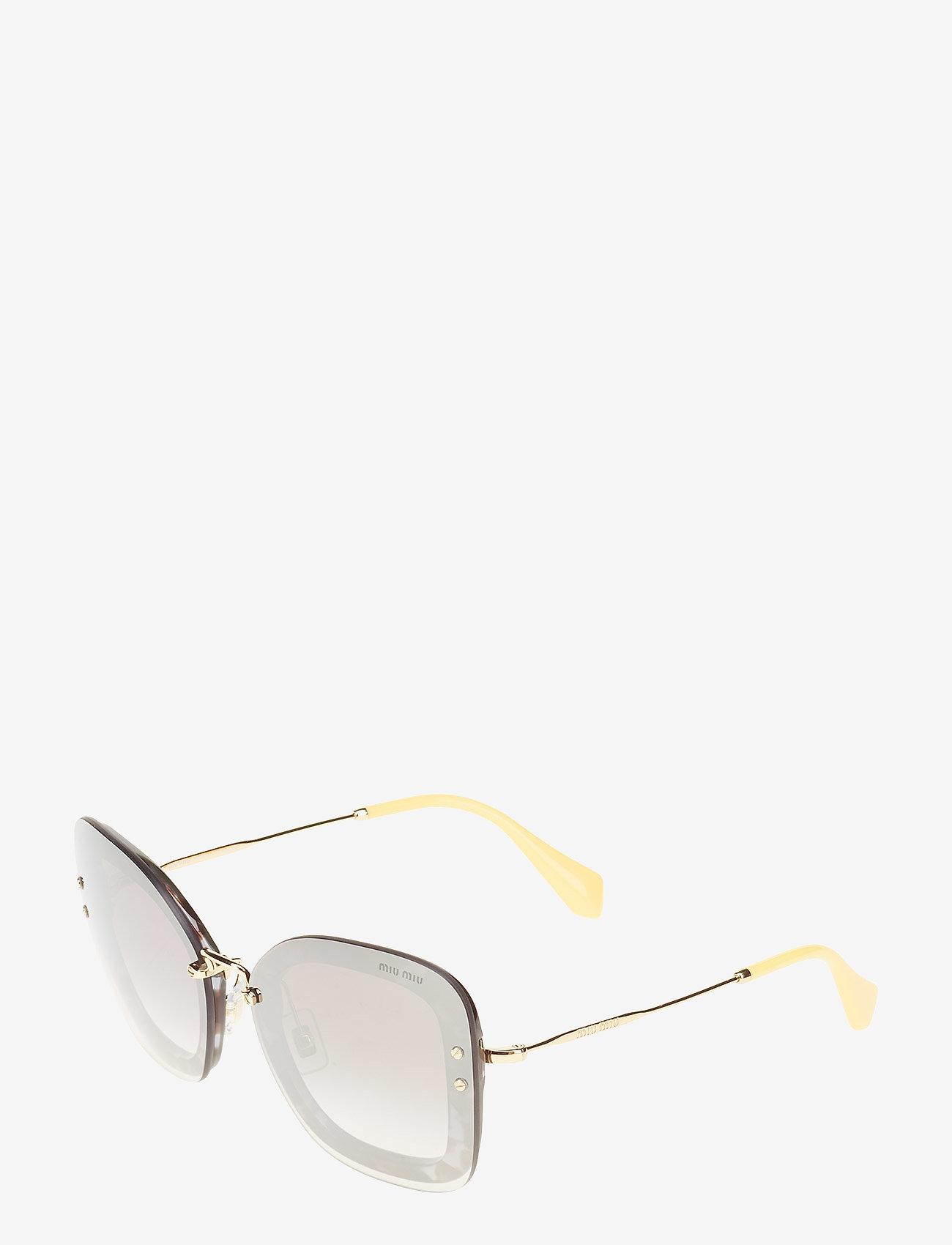 Miu Miu Sunglasses - 0MU 02TS - neliökehys - lilac havana