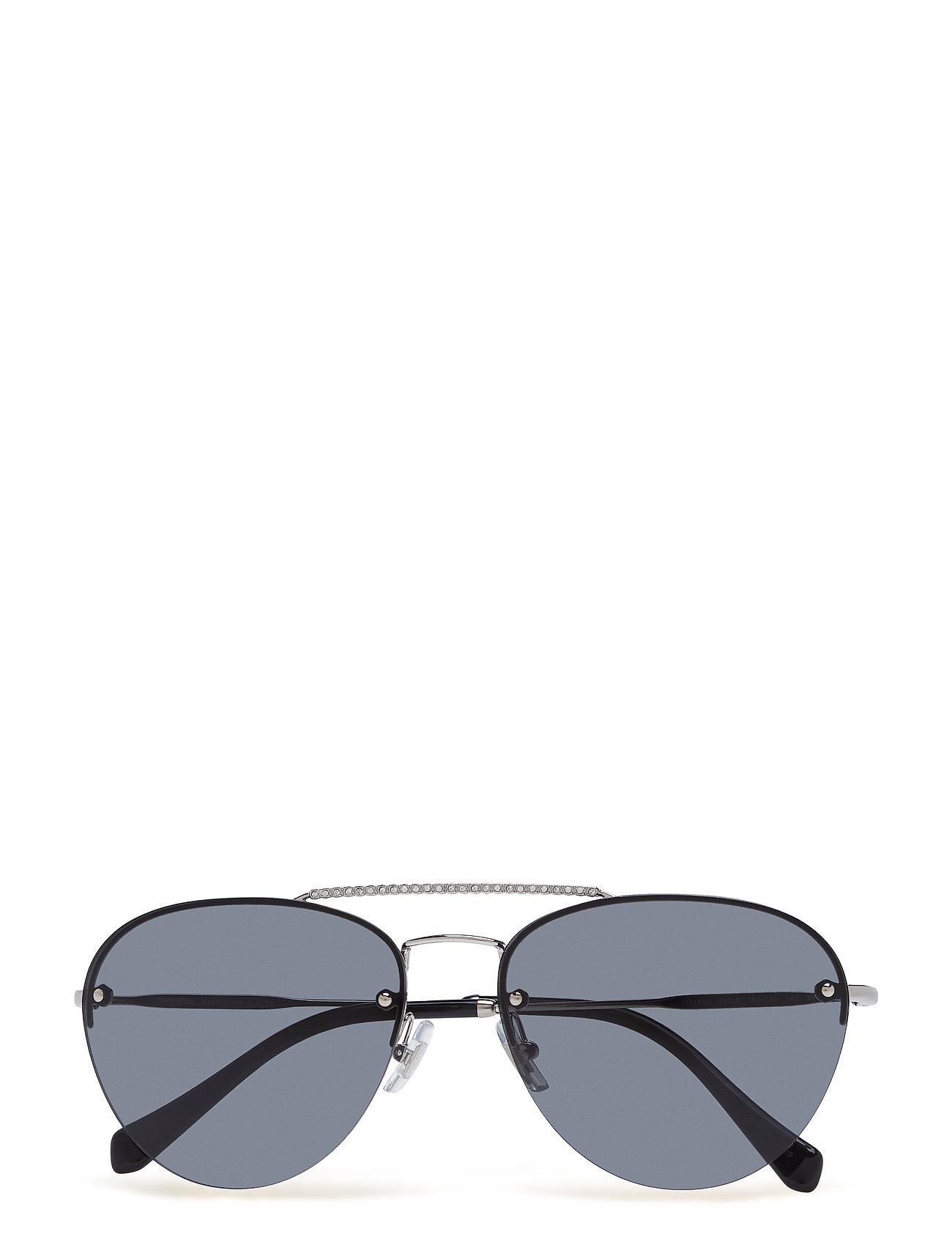 0mu 54us Pilottilasit Aurinkolasit Musta Miu Miu Sunglasses