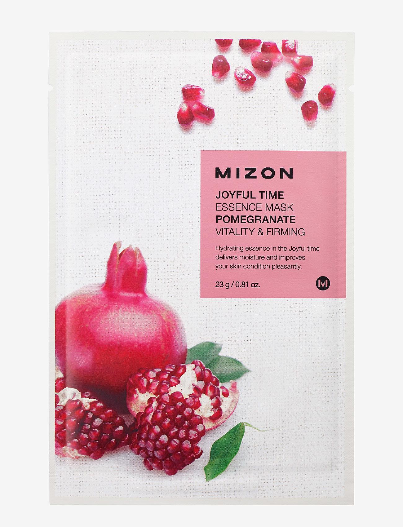 MIZON - Joyful Time Mask Pomegranate - sheet mask - clear - 0