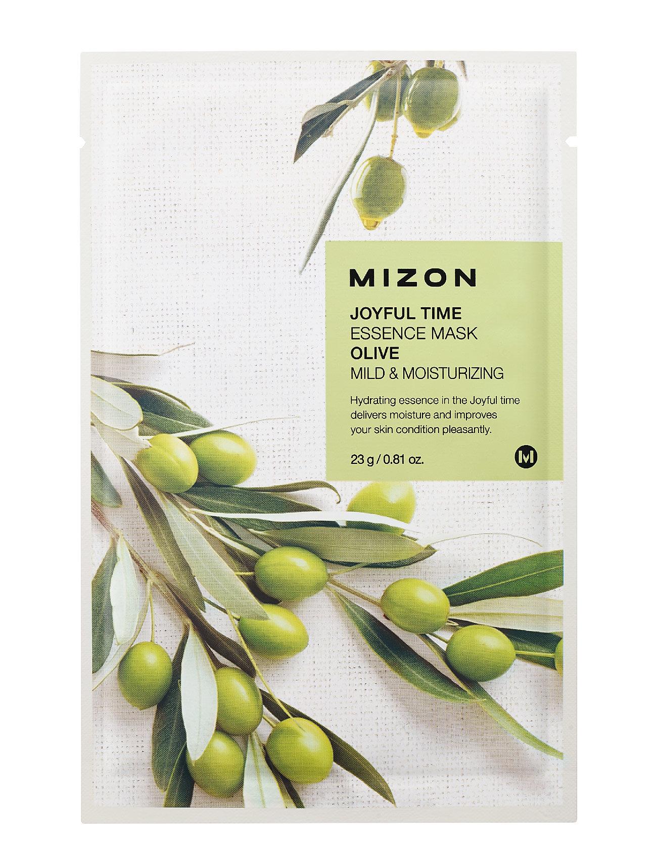 MIZON Joyful Time Mask Olive - CLEAR